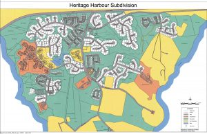 Heritage Harbour Map