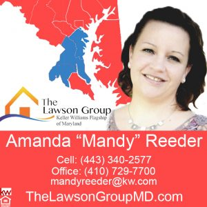 Mandy Reeder Calvert County Real Estate Agent