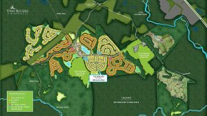Two Rivers Odenton Maryland Map